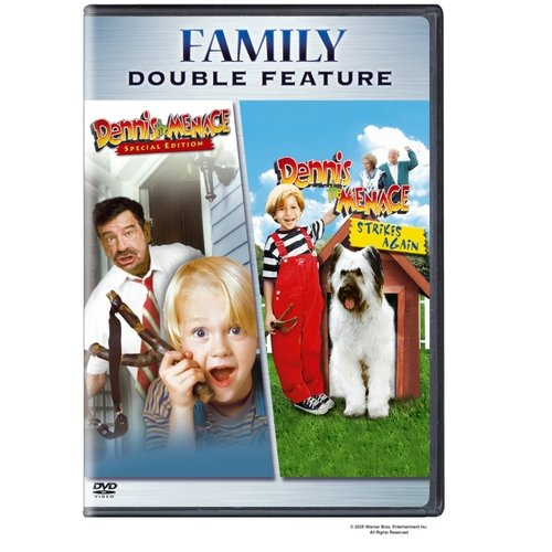 Dennis The Menace / Dennis The Menace Strikes Again (10th Anniversary) (Full Frame, Widescreen, ANNIVERSARY)