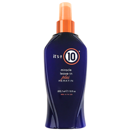 ($42.99 Value) It's A 10 Miracle Leave-In Plus Keratin, 10 (10 Best Beauty Products)