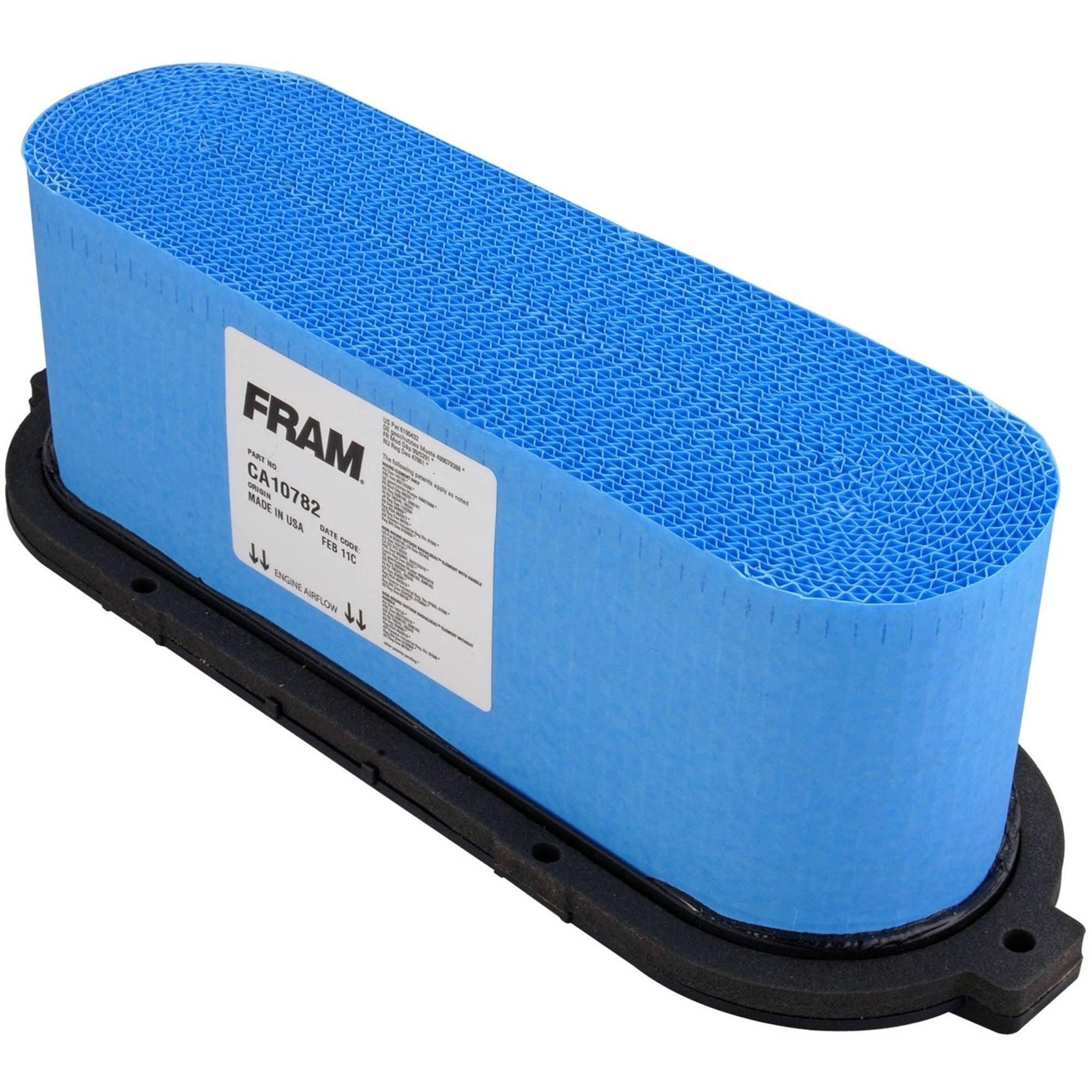 FRAM Extra Guard Air Filter, CA10782 by FRAM