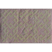 "The Rug Market Links Pink 2.8"" x 4.8"" Area Rug"