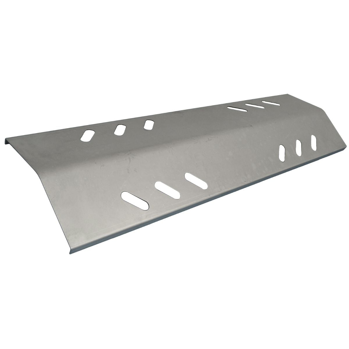 """16"""" Stainless Steel Heat Plate for BBQ Pro and Master Forge Gas Grills"""