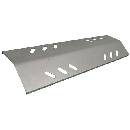 16u0022 Stainless Steel Heat Plate for BBQ Pro and Master Forge Gas Grills