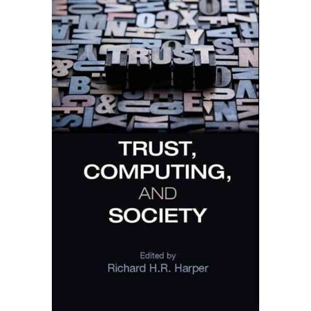 Trust  Computing  And Society