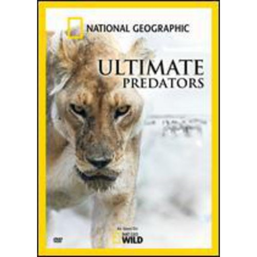 National Geographic: Ultimate Predators - Death By Dragon / Chimp Attack / Animal Assassins (Widescreen)