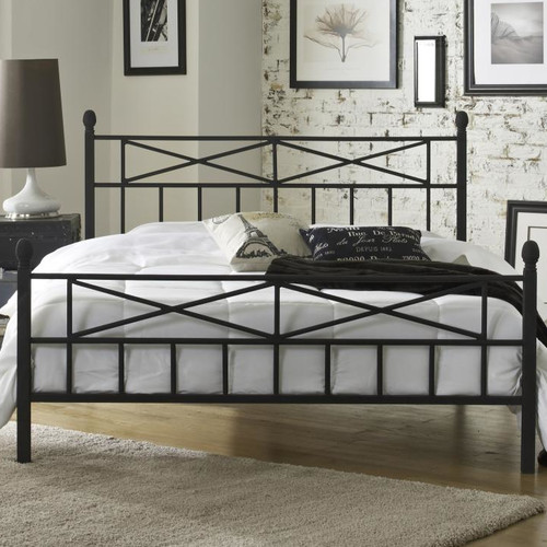 Luxury Home Emma Platform Bed