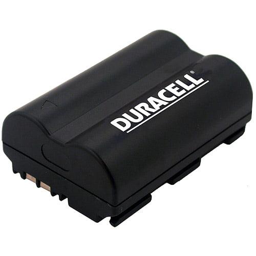 Duracell DR-C511 - Camcorder battery Li-Ion 1300 mAh - for Canon EOS 20D, 30D, 5D; PowerShot G6