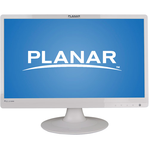 "Planar 22"" LED Widescreen Monitor (PLL2210MW White)"