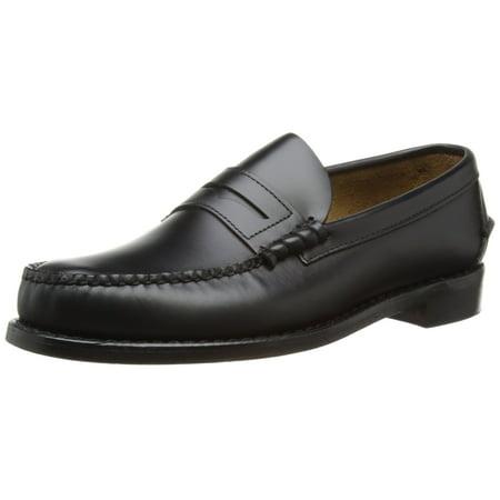 Sebago Men's Classic Black Loafers ()