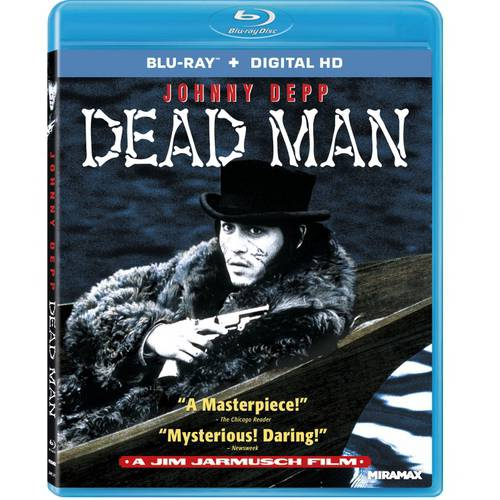 Dead Man (Blu-ray + Digital HD) (With INSTAWATCH)
