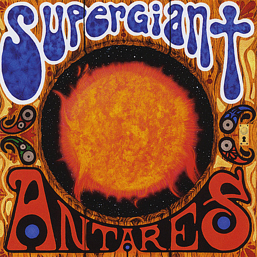 Supergiant Antares [CD] by