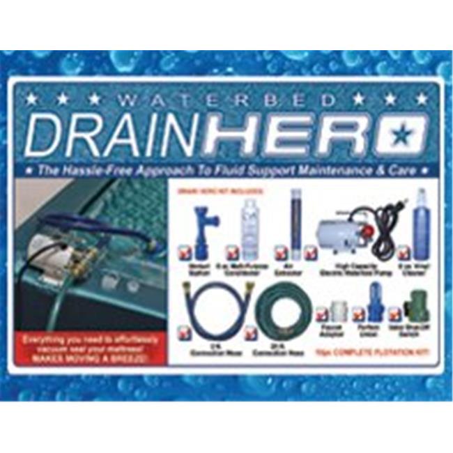 Innomax 2-XX-DRAINHERO Drain Hero Multi-Functional Adaptor