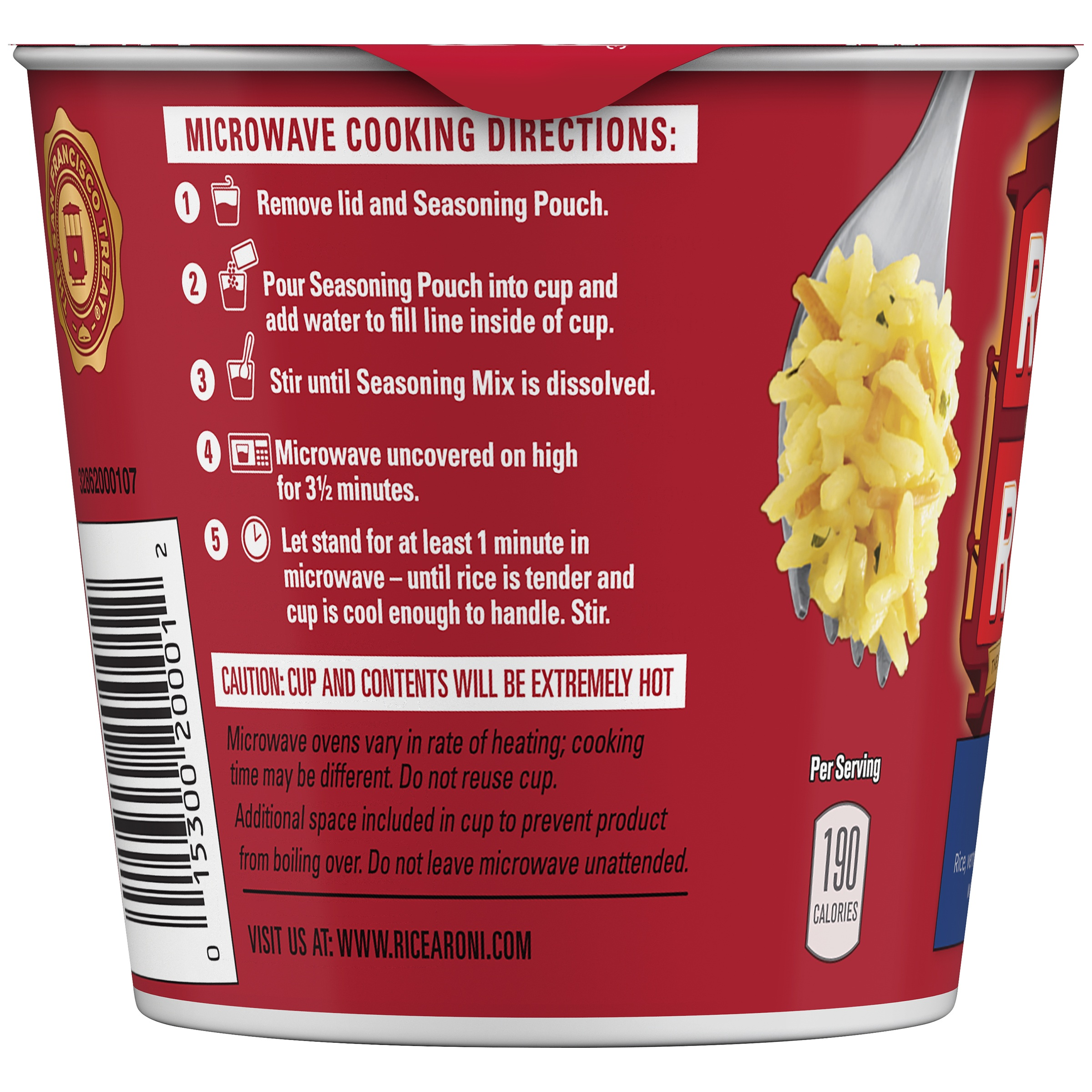 Rice a roni rice vermicelli mix chicken 197 oz cup walmart ccuart Image collections
