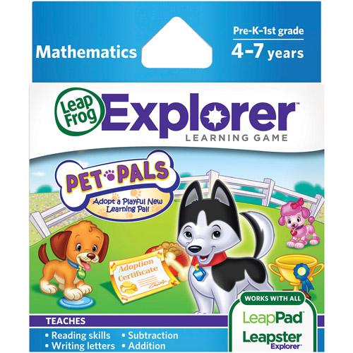 LeapFrog Explorer Learning Game: Pet Pals
