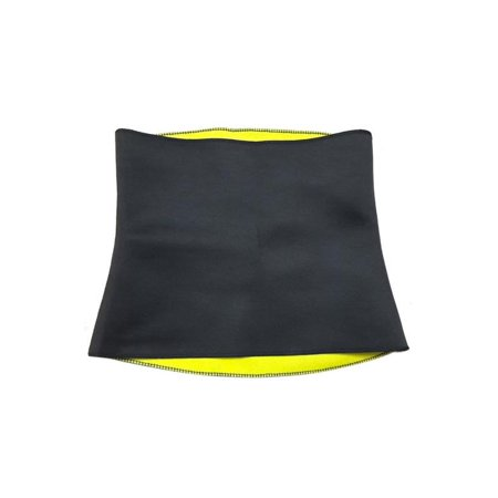 MarinaVida Body Shaper Weight Loss Waist Trimmer Exercise Wrap Belt Slim Burn