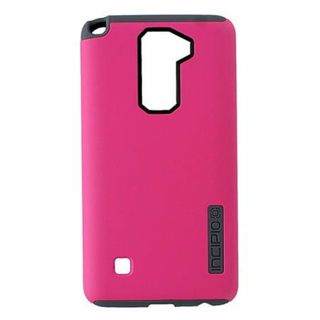 100% authentic 31d5f 13e9f Incipio DualPro Case for LG Stylo 2 Pink/Gray