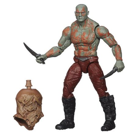Marvel Legends Guardians of the Galaxy Drax Action Figure,6 Inch (Drax Guardians Of The Galaxy)