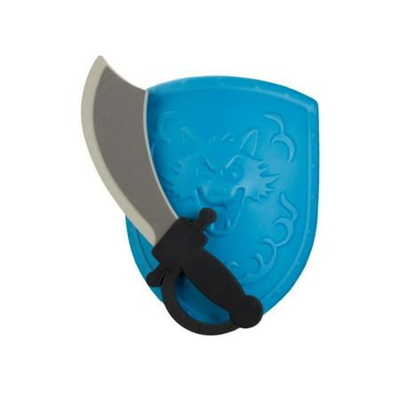Bulk Buys KA312-64 Foam Sword & Shield Set (Bulk Swords)