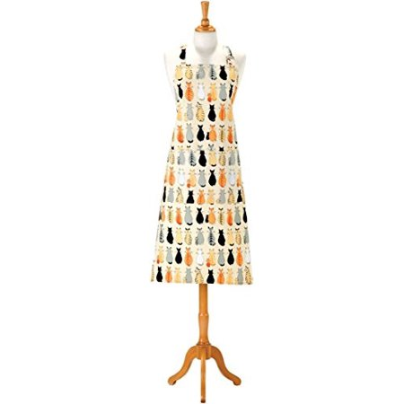 Ulster Weavers Cats in Waiting Cotton Apron - image 1 of 1