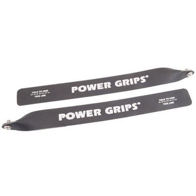 Power Adjustable Pedals (Power Grips Bicycle Pedal Straps (Black) )