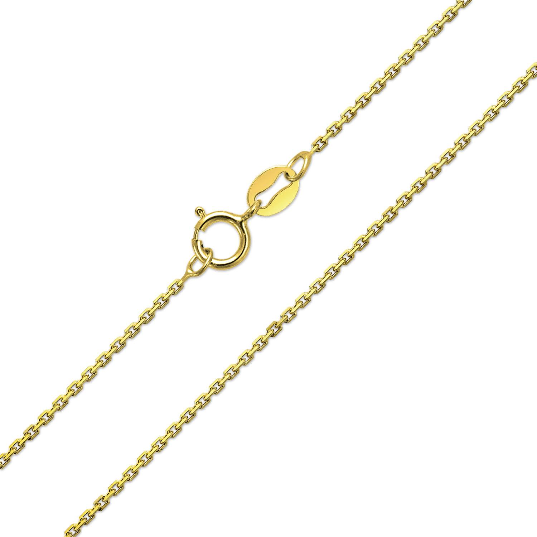.925 Sterling Silver 2MM Diamond-Cut Snake Link Bracelet