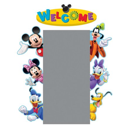 MICKEY MOUSE CLUBHOUSE CHARACTER WELCOME GO AROUNDS