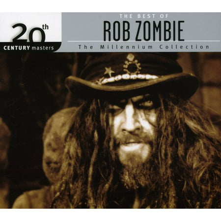 20th Century Masters: Millennium Collection (CD) - Rob Zombie's Halloween Trailer