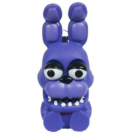 Funko Five Nights At Freddys Bonnie Squeeze Keychain Figure