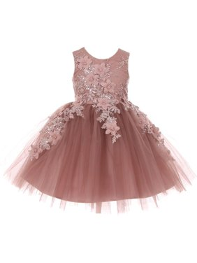 34a02be2f204 Girls Dressy Dresses - Walmart.com