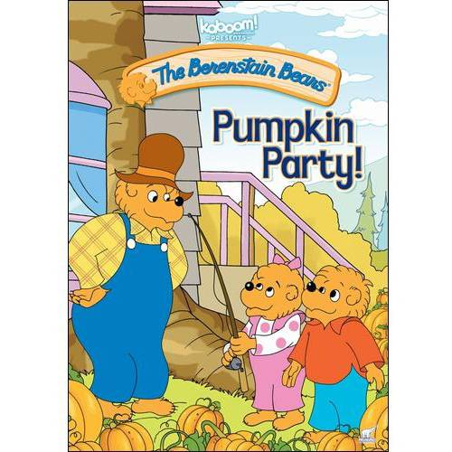The Berenstain Bears: Pumpkin Party (Full Frame)