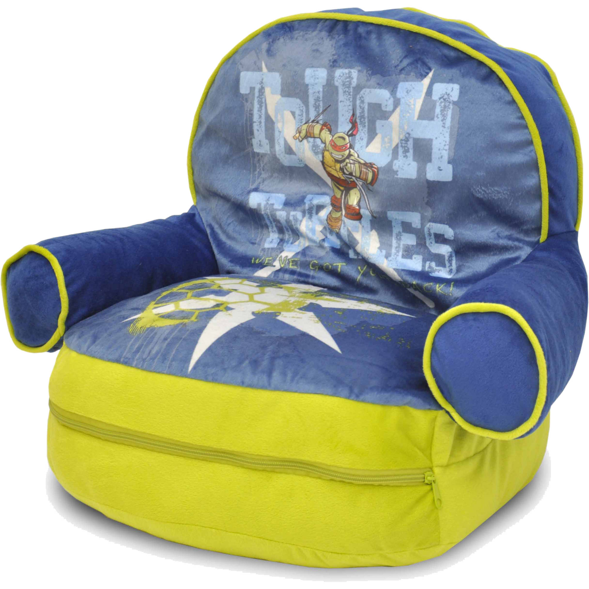 Nickelodeon Ninja Turtles Bean Bag with BONUS Slumber Bag