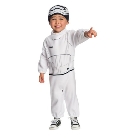 Star Wars: The Force Awakens - Stormtrooper Toddler Costume (Stormtrooper Costume Boys)
