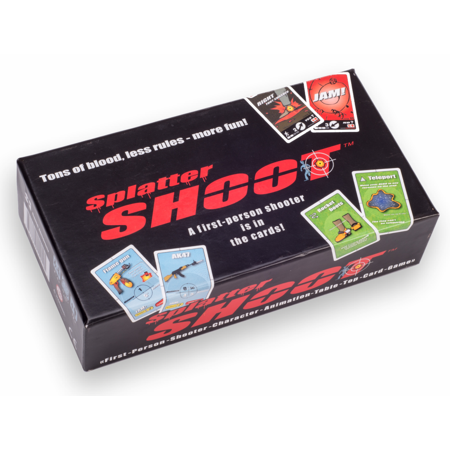 Splatter Shoot Board Game   Exclusively Sold On Walmart Com