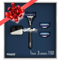 Walmart.com deals on Gillette Limited Edition Mach3 Turbo Razor Gift Pack