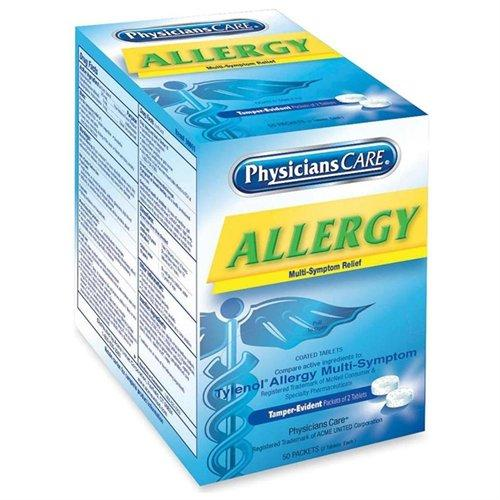 Physicianscare Allergy Medication - Pain, Allergy - 2 / Pack (90091)