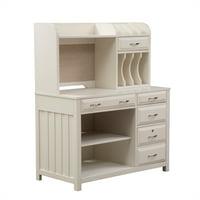 Liberty Furniture Hampton Bay Complete Desk