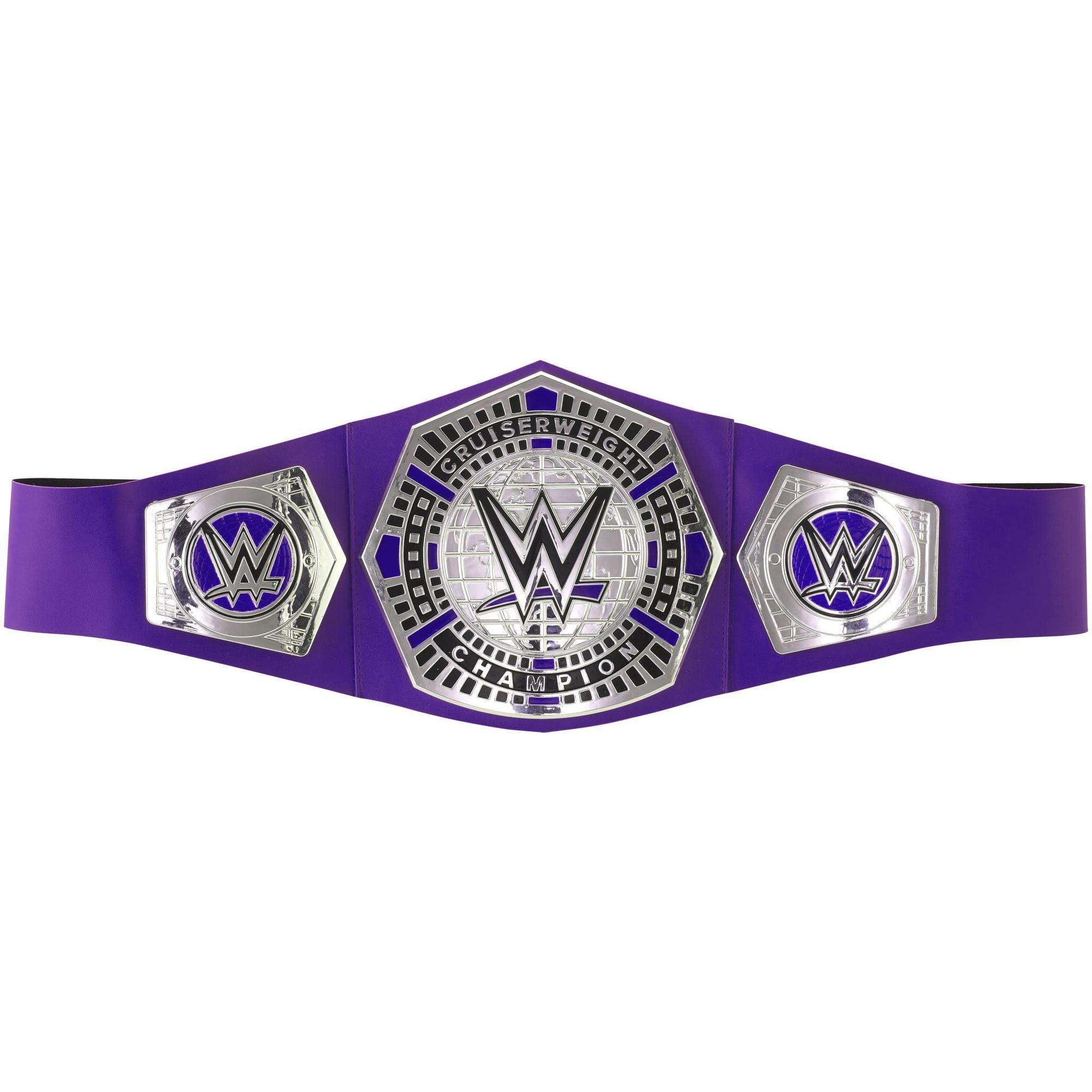 WWE Cruiserweight Title Belt by MATTEL INC.