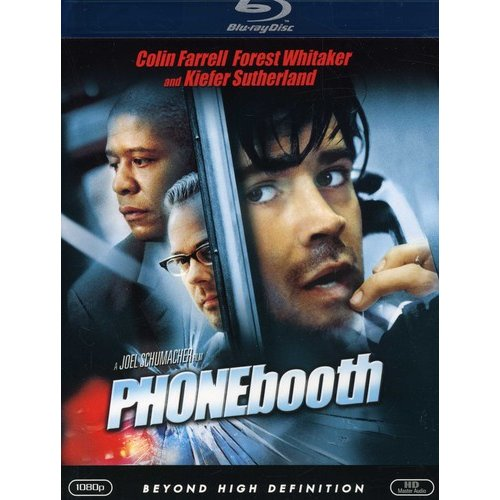 Phone Booth (Blu-ray) (Widescreen)