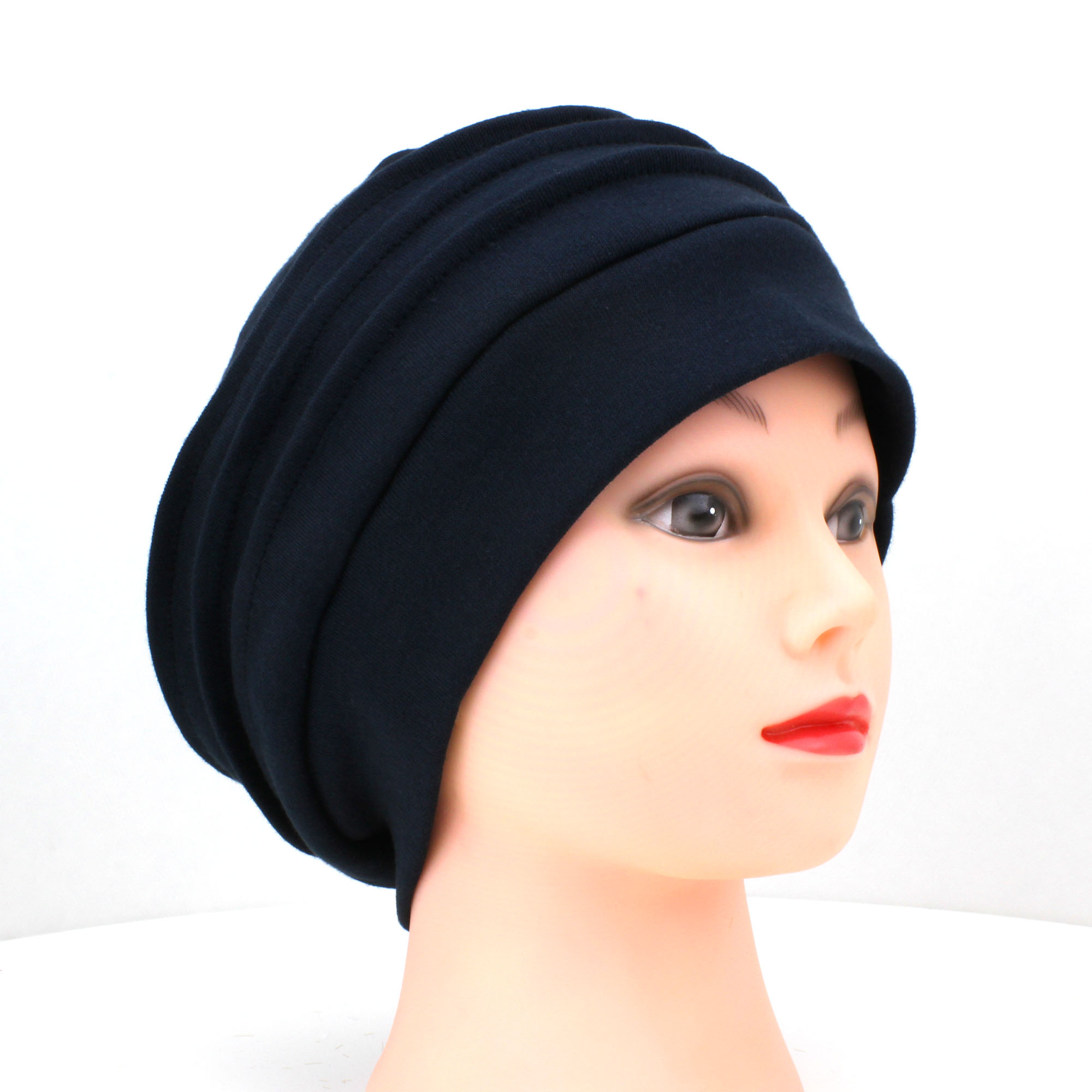 39cef8d9a70 ... cheapest holdem slouchy turban hat chemo cap for cancer patients  comfort luxury design ultra durable soft ...