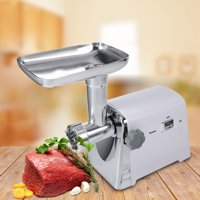 Electric Meat Grinder,Zerone Meat Grinder Electric Heavy Duty 1600 Watt Industrial Meat Grinder Butcher Shop