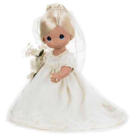 The Doll Maker Enchanted Dreams Bride Baby Doll  Blonde  12