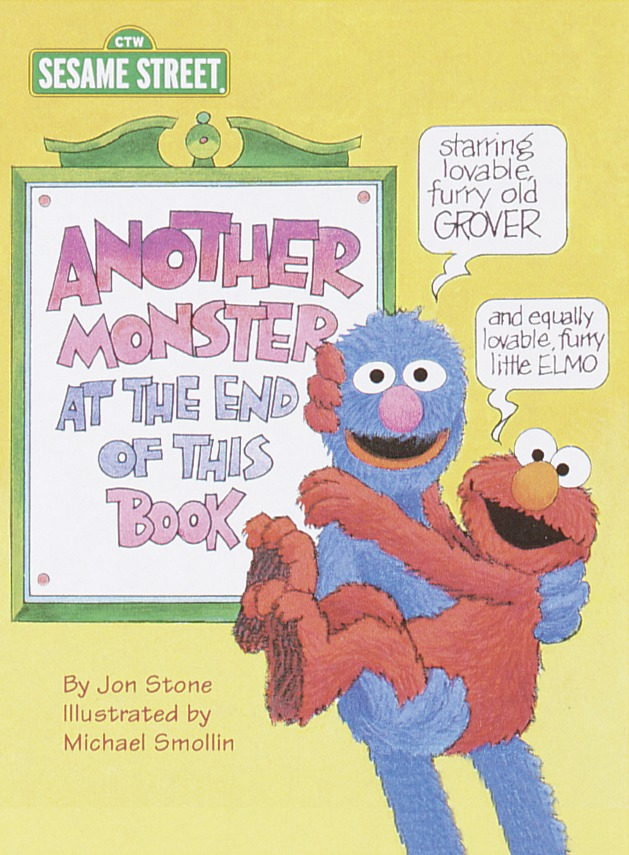 Another Monster at the End of This Book (Sesame Street) by Random House Children's Books