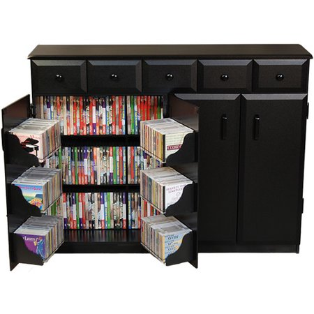 Venture Horizon Vhz Entertainment Multimedia Cabinet With