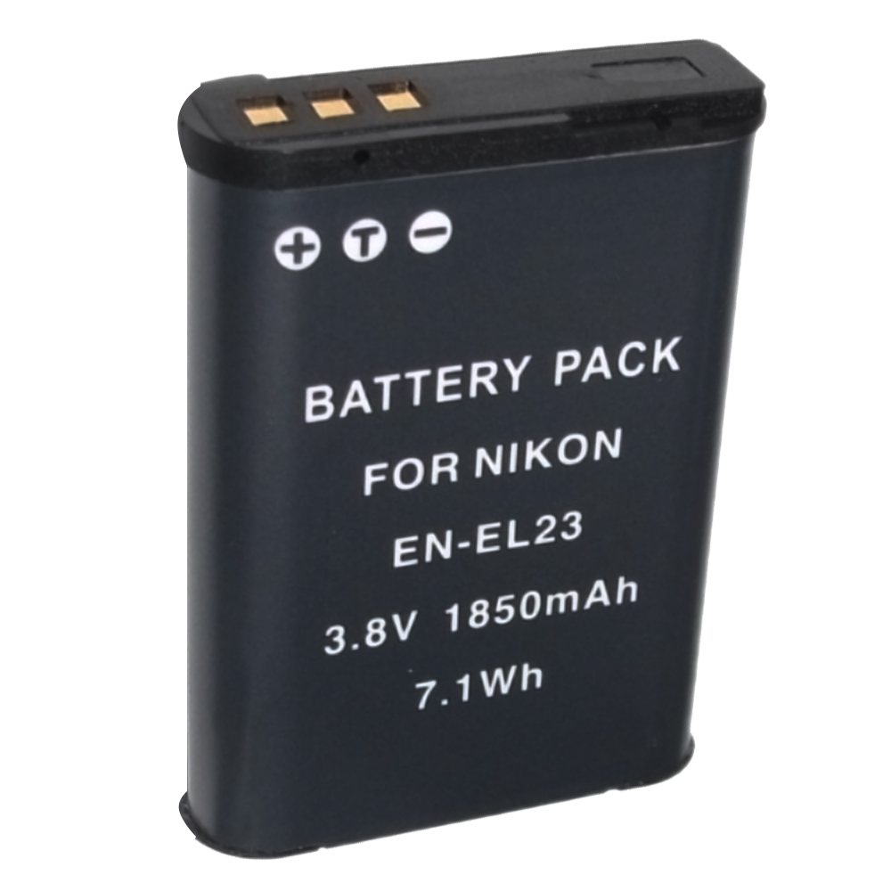 Top Brand Replacement Rechargeable Li-ion Battery For EN-EL23