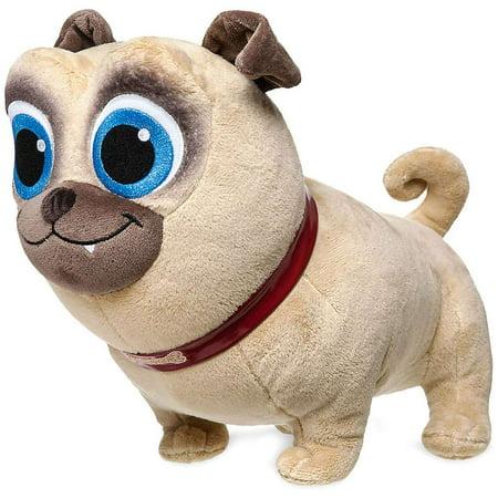 Disney Junior Puppy Dog Pals Rolly Plush