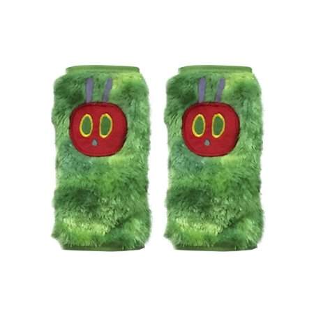 Eric Carle plush embroidered strap cover
