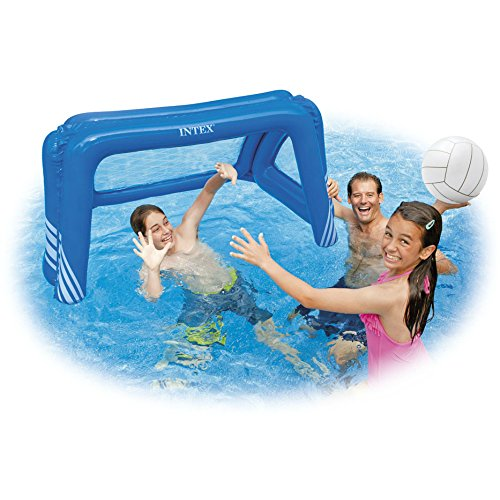 Intex Fun Goals Water Polo/Soccer Game Floating Swimming Pool Toy | 58507EP