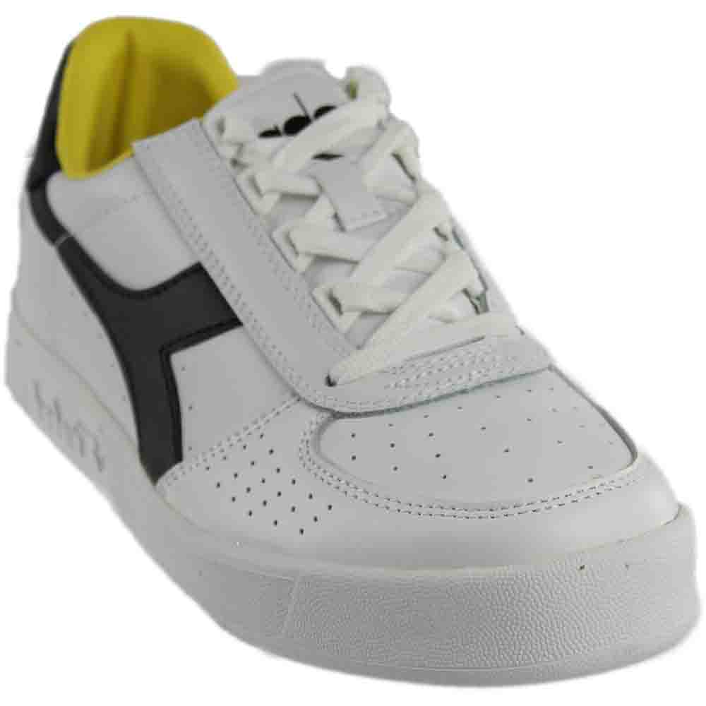 Diadora Mens B. Elite  Casual Sneakers Shoes -