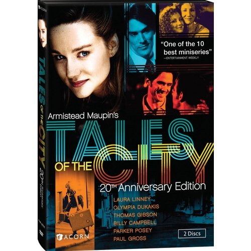Tales Of The City (20th Anniversary Edition) (Full Frame)