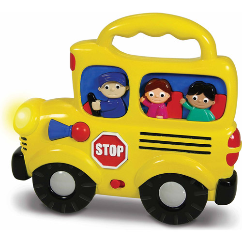 The Learning Journey Early Learning, Wheels on the Bus