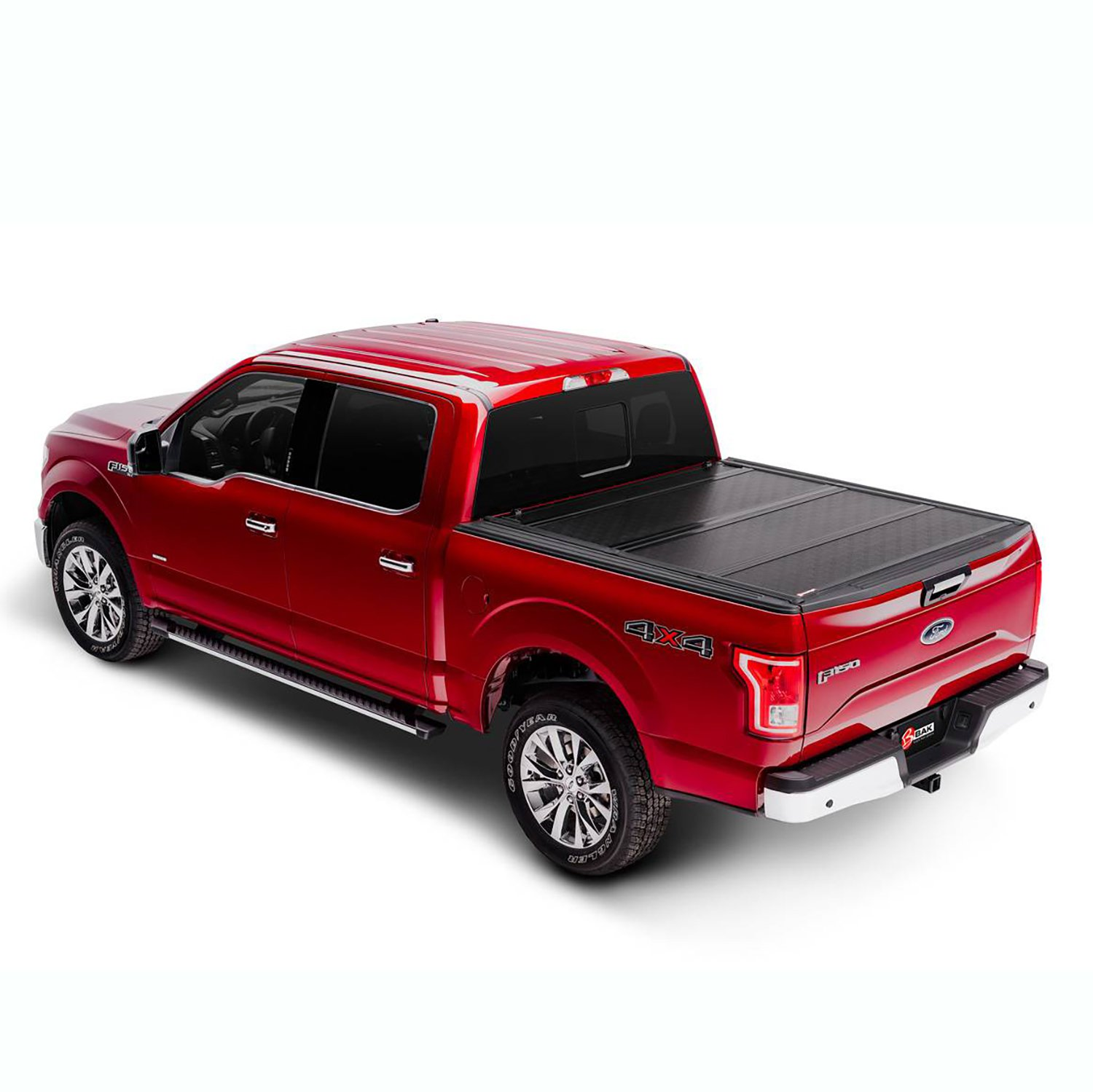 Bak Industries Hard Roll Up Tonneau Truck Bed Cover for 2015-2018 Ford F 150